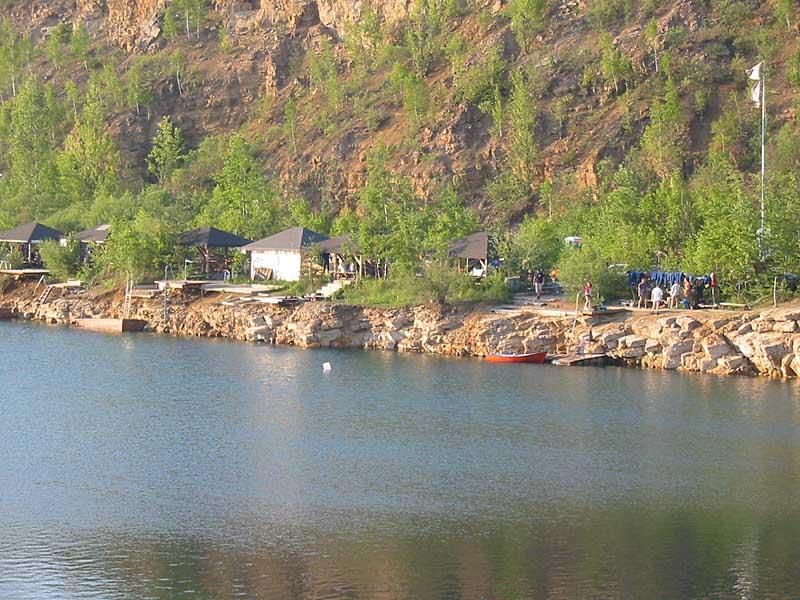 nurkowanie Jaworzno-Szczakowa (Koparki)