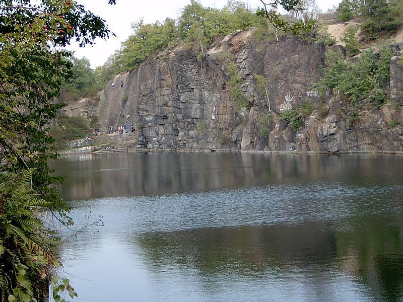 Kamieniołom Kantyna - nurkowanie