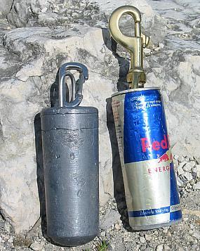 balast nurkowy Red-Bul