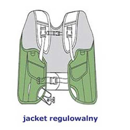 jacket regulowany