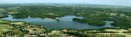 Jezioro Ińsko - nurkowanie