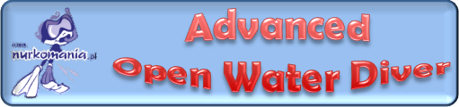 kurs nurkowania Krak�w AOWD - Advanced Open Water Diver PADI