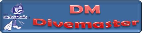 kurs nurkowania Kraków DM - Divemaster Diver PADI