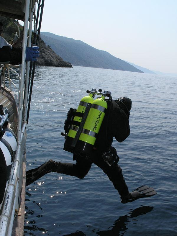 kurs Tec Deep Diver Padi