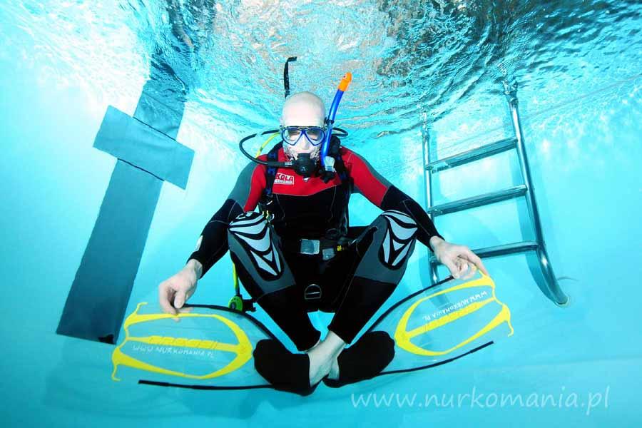 Kurs Indoor Diver SSI