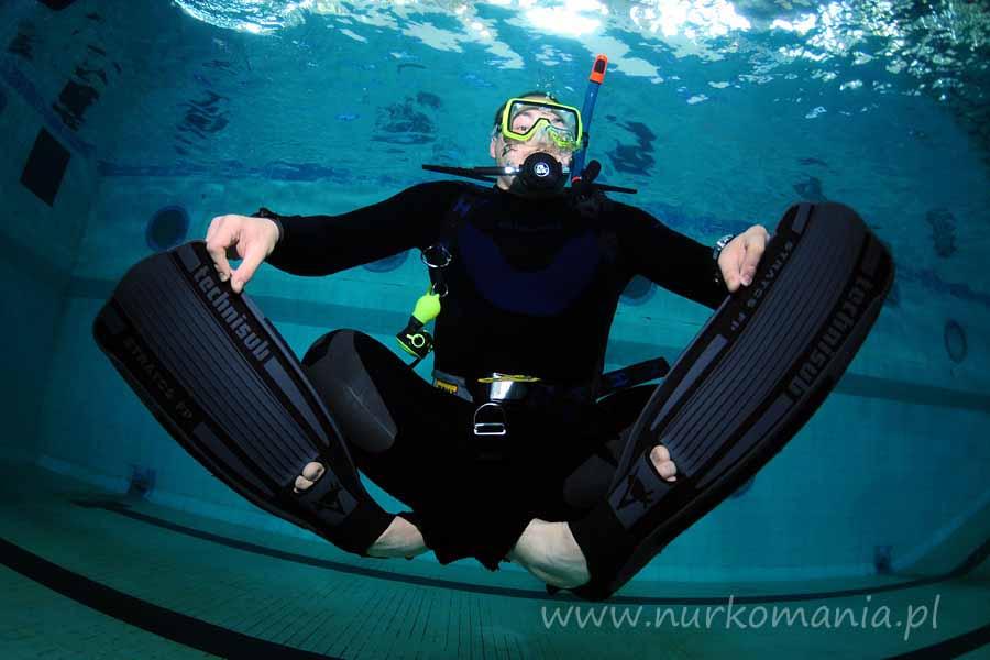 kurs nurkowania OWD PADI (Open Water Diver)