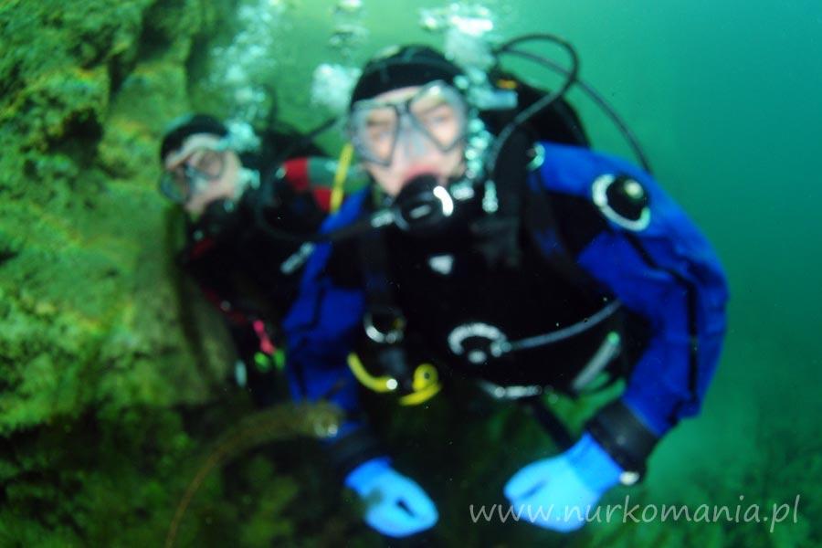 widzenie pod wodą