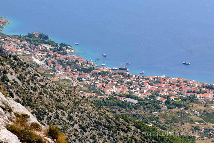 nurkowanie Chorwacja miejscowość Bol