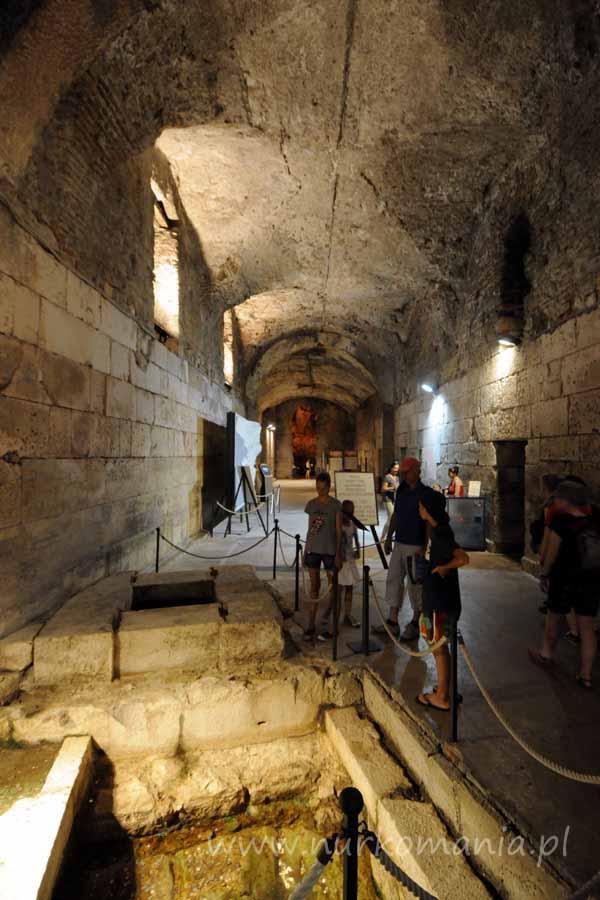 Chorwacja Split Pałac Dioklecjana