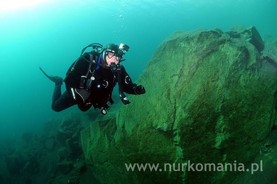 nurkowanie w polskich górach