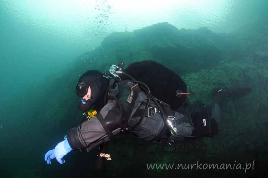 Kurs nurkowanie głębokie PADI | Kraków