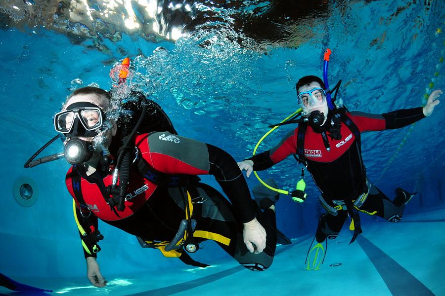 DSD - odkryj nurkowanie