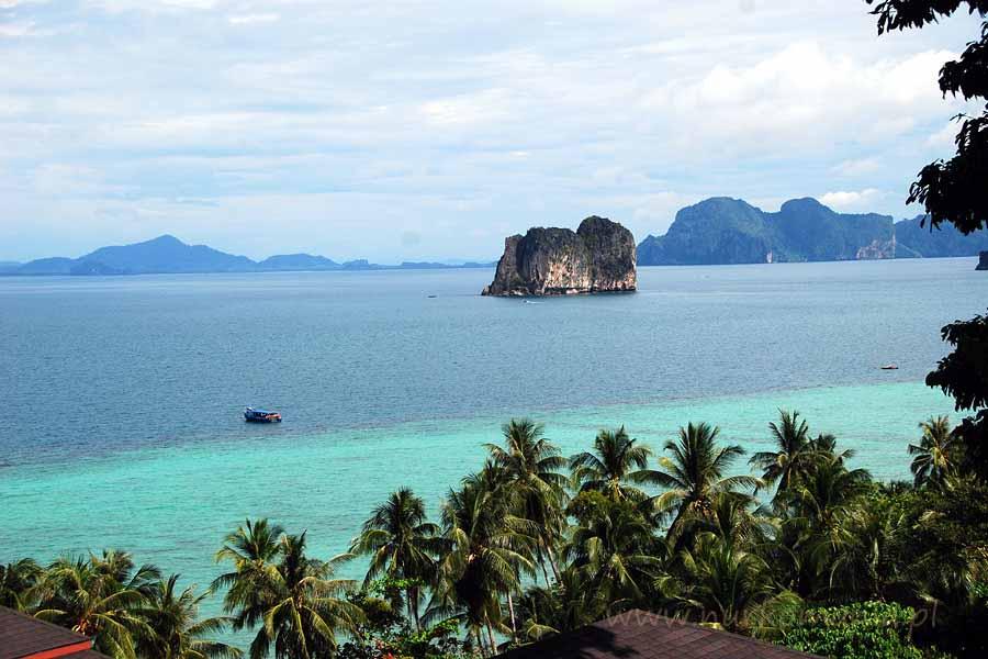 Tajlandia nurkowanie