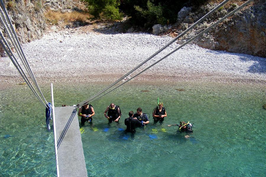 nurkowanie Turcja Fethiye