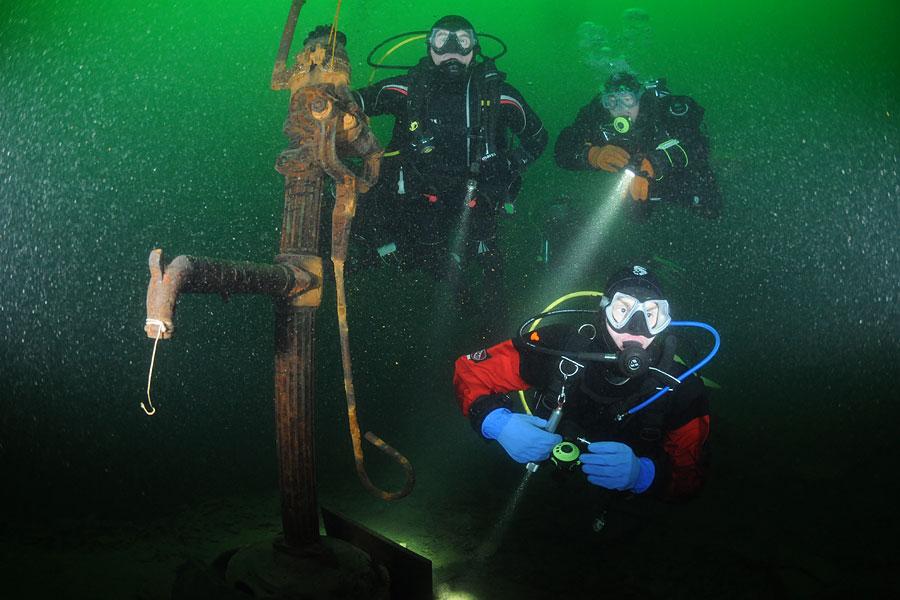 nurkowanie Svobodne Hermanice