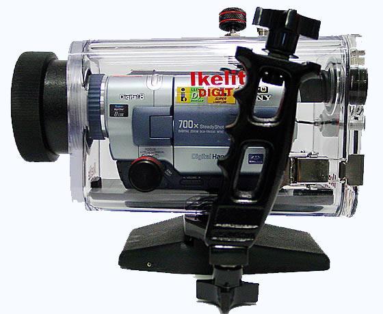 kamera pod wodą