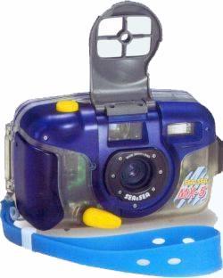 fotografia podwodna analogowa