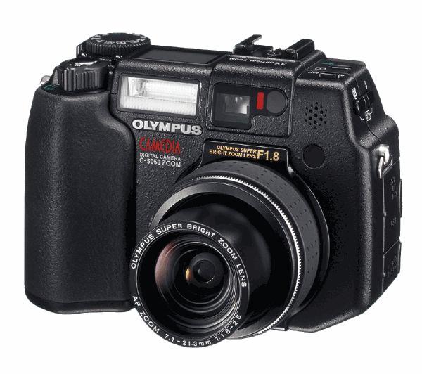 Olympus C5050