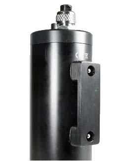 latarka akumulator uchwyt