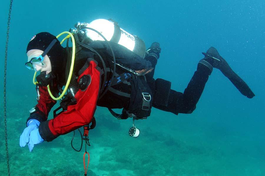 konfiguracja rekreacyjna nurkowanie